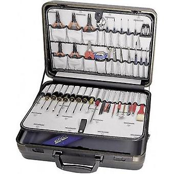 PC Contact 6100 electronics service case with 65-piece toolkit Bernstein 6100