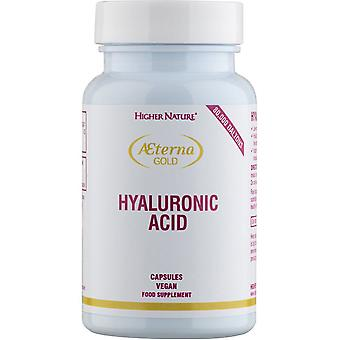 Higher Nature Aeterna Gold Hyaluronic Acid, 30 veg caps