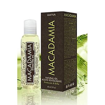 Kativa Hydrating Oil 60 Ml (Woman , Hair Care , Treatments , Moisturizing and Nutritious)