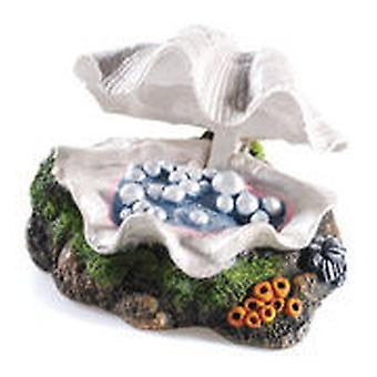 Classic For Pets Closing Clam Shell  AO (Fish , Decoration , Ornaments)