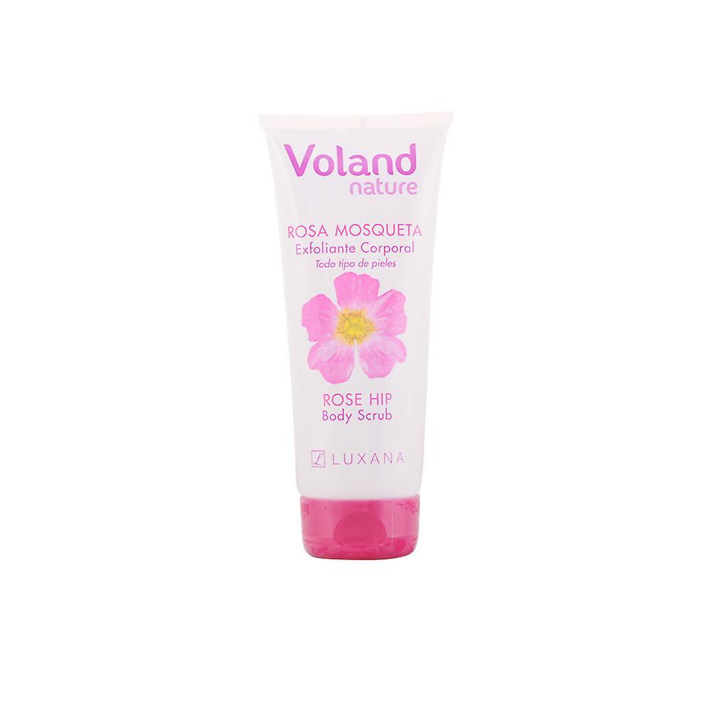 VOLAND exfoliante corporal rosa mosqueta