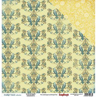 ScrapBerry de sprookje ' Double-Sided Cardstock 12