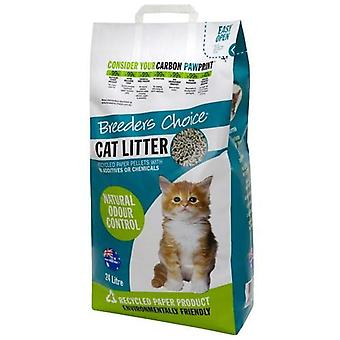 Breeders Choice Cat Litter 8kg (24 Ltr)