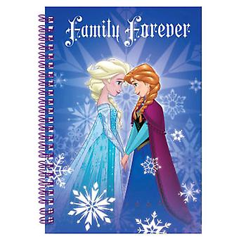 Import A5 spiral notebook Frozen (Toys , School Zone , Notebooks And Folders)