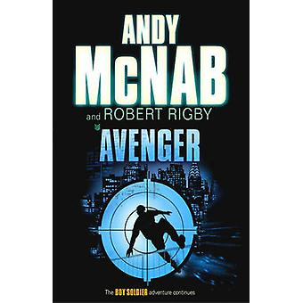 Avenger Boy Soldier 3 by Andy McNab & Robert Rigby