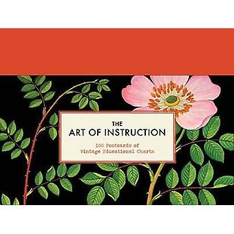The Art of Instruction  100 Postcards of Vintage Educational Charts by Chronicle Books