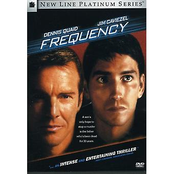 Frequency [DVD] USA import