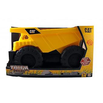 CAT Machines Rugged Dump Truck (Toys , Vehicles And Tracks , Mini Vehicles , Cars)