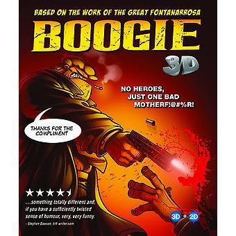 Boogie [BLU-RAY] USA importerer