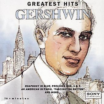 G. Gershwin - Gershwin Greatest Hits CD] USA import