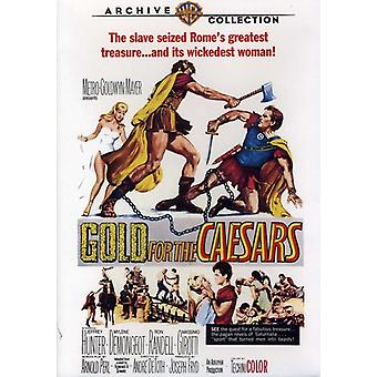 Gold for the Caesars (1964) [DVD] USA import
