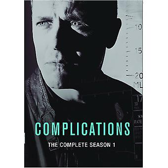 Complications: Complete Season 1 [DVD] USA import