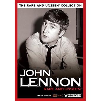 John Lennon - sjældne & usete [DVD] USA import