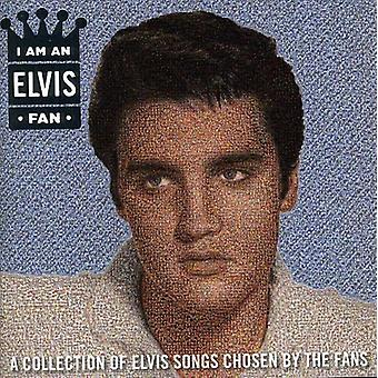 Elvis Presley - ik ben een Elvis Fan [CD] USA importeren