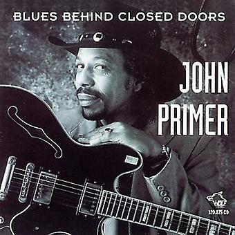 John Primer - Blues bag lukkede døre [CD] USA import