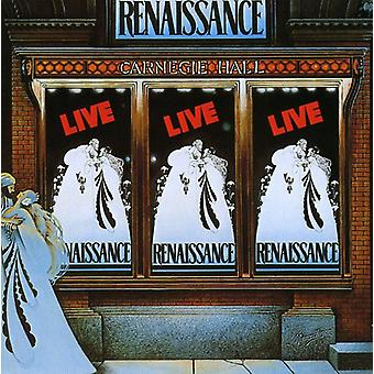 Renaissance - Live at Carnegie Hall [CD] USA import