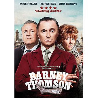 Barney Thomson [DVD] USA importerer