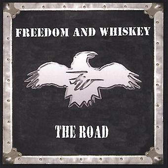 Freiheit & Whiskey - Road [CD] USA import