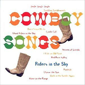 Riders in the Sky - importazione USA Cowboy Songs [CD]