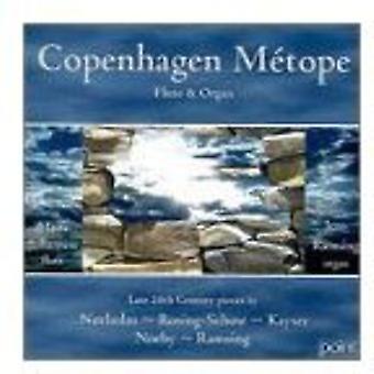 Nutidig dansk musik for - København M Tope [CD] USA importerer