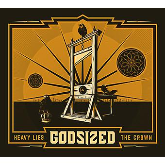 Godsized - tunge løgne Crown [CD] USA importerer
