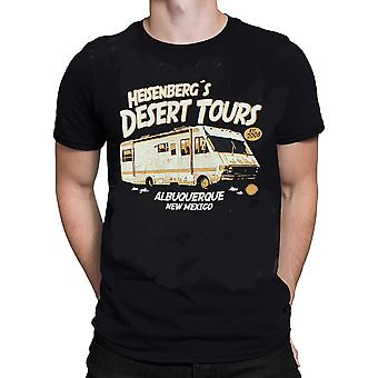 Breaking Bad - HEISENBERG'S DESERT TOURS T-Shirt