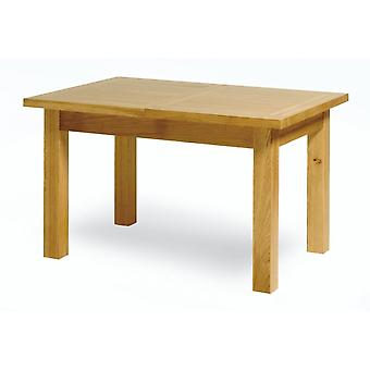 Classic Essential Oak Extending Dining Table