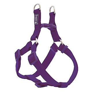 Freedog Arnés Nylon Basic Tipo A Lila (Dogs , Collars, Leads and Harnesses , Harnesses)
