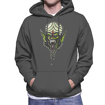 Dawn Of Mojo Powerpuff Gilrs The Planet Of The Apes Men's Hooded Sweatshirt