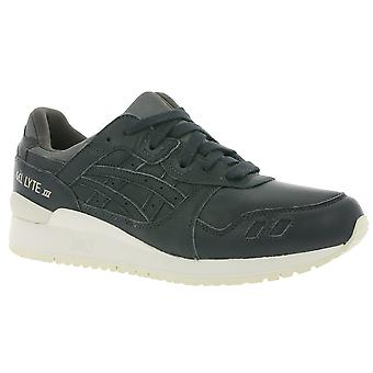 Asics Gel-Lyte III ladies genuine leather sneaker Grau