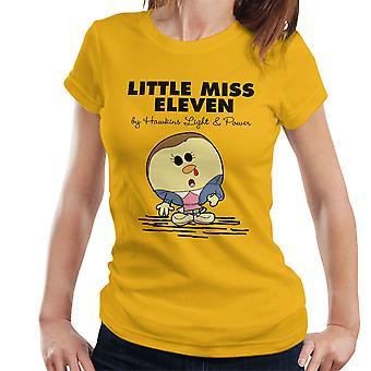 Fremde Dinge Miss Little elf Frauen T-Shirt