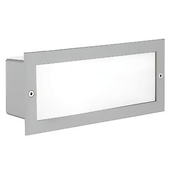 Eglo ZIMBA Modern Recessed Outdoor Wall Light