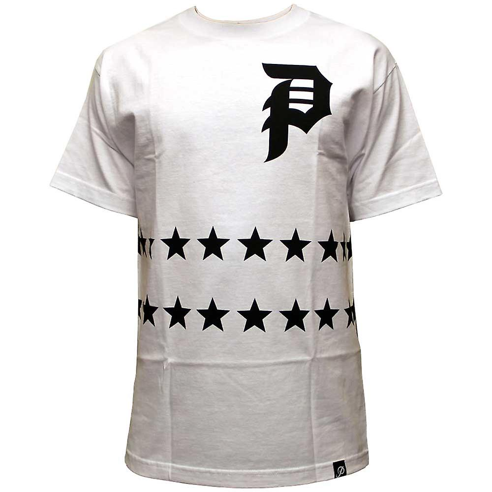 Primitive Apparel Salute T-Shirt White