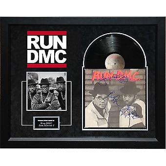 Run DMC - Debut LP - Signed Album