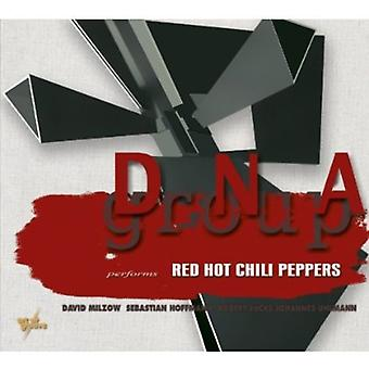 DNA gruppe - udfører Red Hot Chili Peppers [CD] USA import