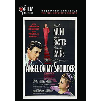 Angel on My Shoulder [DVD] USA import