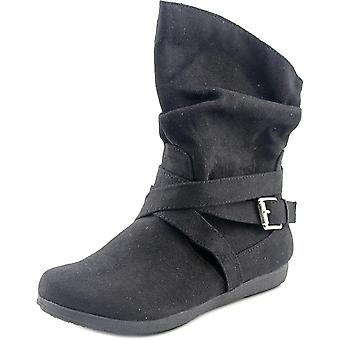 Rampage Cresting Women's Slouchy Mid Calf Boots