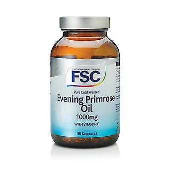 FSC, Evening Primrose Oil 1000mg, 90 capsules