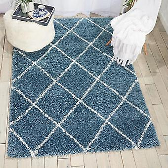 Rugs -Brisbane 03 - Slate Blue
