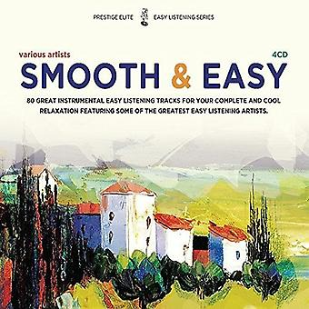 Various Artist - Smooth & Easy [CD] USA import