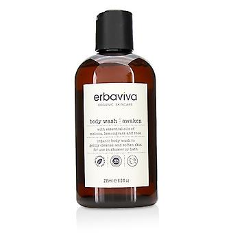 Erbaviva Awaken Body Wash - 235ml/8oz