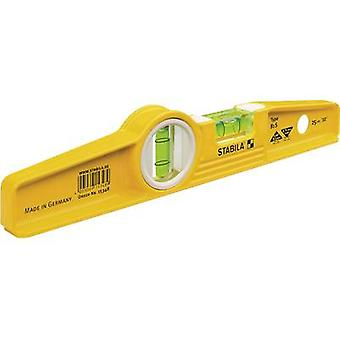 Spirit level 25 cm Stabila 81 S 25