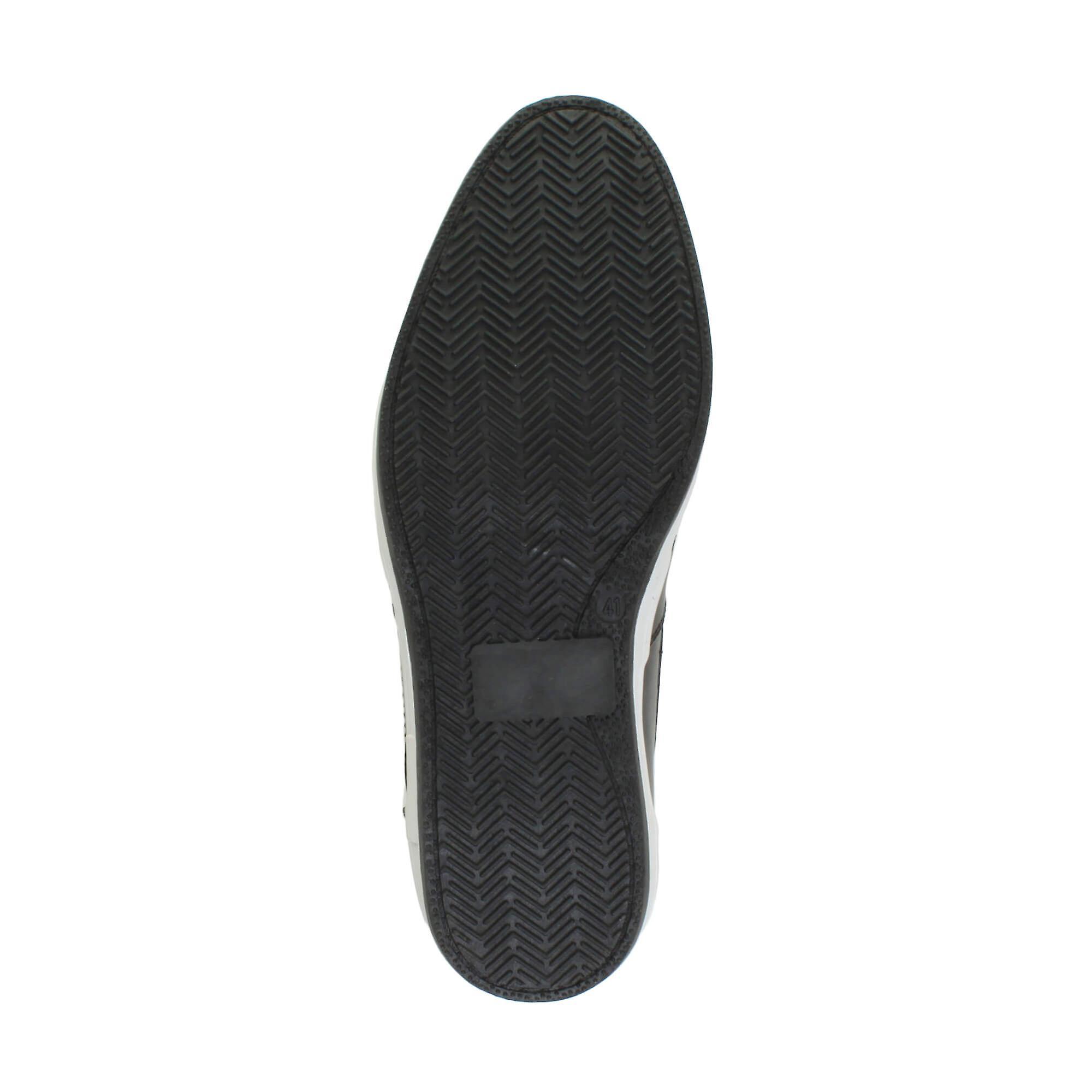 Ajvani trainers plimsolls low plimsoles casual lace mens pumps shoes flat top contrast up r8qHwrF