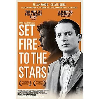 Prendieron fuego a la importación de los E.e.u.u. de la estrellas [DVD]