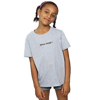 Disney Girls The Incredibles 2 Edna Mode T-Shirt