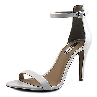 INC International Concepts Womens Roriee Leather Open Toe Ankle Strap D-orsay...