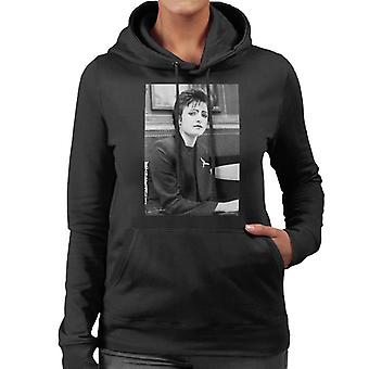Siouxsie And The Banshees Side Profile 1977 Women's Hooded Sweatshirt