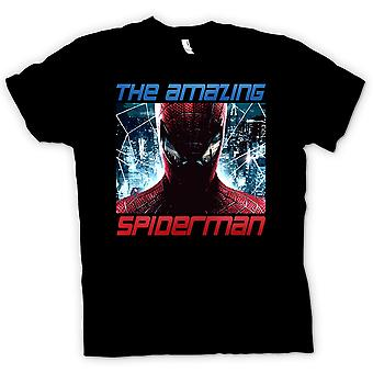 Hommes T-shirt - The Amazing Spiderman