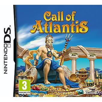 Call of Atlantis (Nintendo DS)