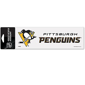 Wincraft dekal 8x25cm - NHL-Pittsburgh Penguins